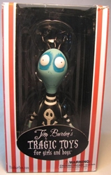 Tim Burtons Tragic Toys - Toxic Boy 8.5 inch Dark Horse, Tim Burtons Tragic Toys, Action Figures, 2009, horror, halloween, book