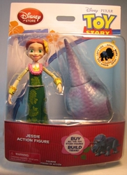 Toy Story Hawaiian Vacation Jessie Figure Disney, Toy Story, Action Figures, 2011, animated, movie