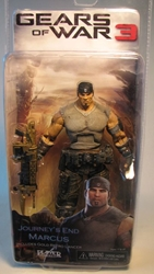 Gears of War 3 NECA 7 inch Journey`s End Marcus NECA, Gears of War, Action Figures, 2012, scifi, video game