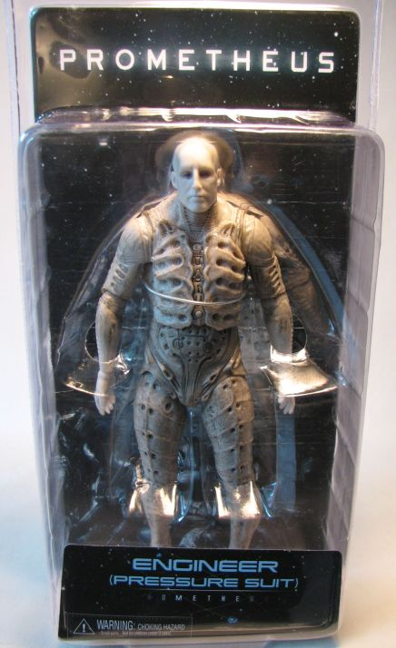 NECA Prometheus 8 inch figure - Engineer (pressure suit) NECA, Prometheus, Action Figures, 2012, scifi, movie