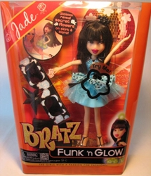 Bratz Funk n Glow doll - Jade MGA, Bratz, Dolls, 2012, fashion, toy