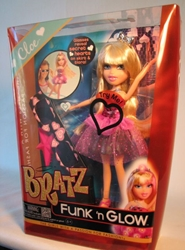 Bratz Funk n Glow doll - Cloe MGA, Bratz, Dolls, 2012, fashion, toy
