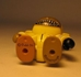 Dalek Series 2 Spacebot 2.5 inch Qee 43 Yellow - 5927-5933CCCFGH