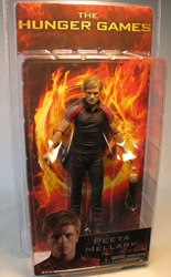 NECA Hunger Games Figure Peeta Mellark (in uniform) 6.5 inch NECA, The Hunger Games, Action Figures, 2012, scifi, movie