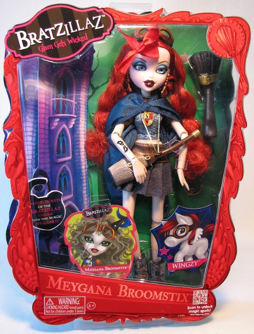 Bratzillaz - Meygana Broomstix 10 inch doll MGA, Bratz, Dolls, 2012, fashion, toy