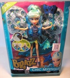 Bratz Chic Mystique Jade 10 inch doll MGA, Bratz, Dolls, 2012, fashion, toy