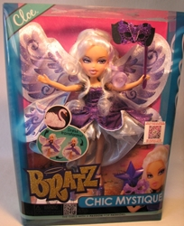 Bratz Chic Mystique Cloe 10 inch doll MGA, Bratz, Dolls, 2012, fashion, toy