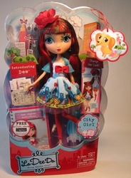 La Dee Da City Girl Dee 10 inch doll Spin Master, La Dee Da, Dolls, 2012, fashion