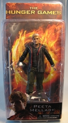 NECA Hunger Games Figure Peeta Mellark 6.5 inch NECA, Hunger Games, Action Figures, 2012, scifi, movie