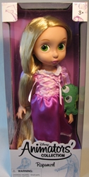 Disney Animators Collection 16 inch Rapunzel Doll Disney Animators, Animators Collection, Dolls, 2011, kidfare, cartoon, movie