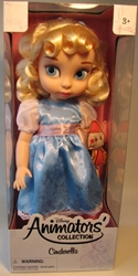 Disney Animators Collection 16 inch Cinderella Doll Disney, Animators Collection, Dolls, 2011, kidfare, cartoon, movie