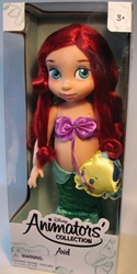 Disney Animators Collection 16 inch Ariel Doll Disney, Animators Collection, Dolls, 2011, kidfare, cartoon, movie