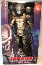NECA Predator 2 - 1/4 Scale Warrior Predator NECA, Predators, Action Figures, 2012, scifi, movie
