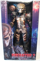 NECA Predator 2 - 1/4 Scale City Hunter NECA, Predators, Action Figures, 2012, scifi, movie
