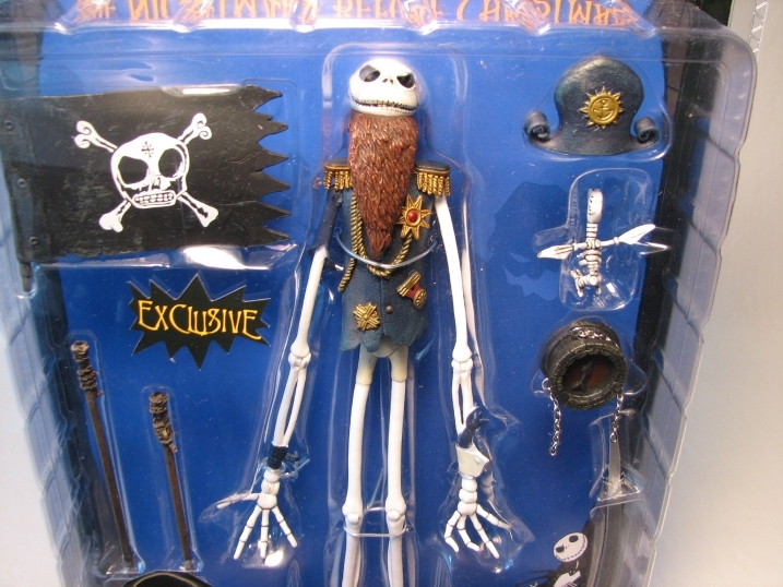 Nightmare Before Christmas NECA Pirate Jack Excl - 6141-6141CCVVHV