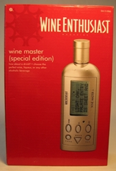 Wine Enthusiast Wine Master Special Edition Target, Bar Master, Home-barware, 2005