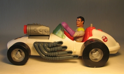 Kenner Real Ghostbusters Ecto-500 Vehicle LOOSE