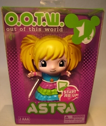 OOTW (Out Of This World) 4 inch Astra (light & sound hair) Blip Toys, OOTW (Out Of This World), Action Figures, 2012, scifi