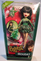 Bratz Holiday Jade 10 inch doll with Ornament MGA, Bratz, Dolls, 2012, fashion, toy
