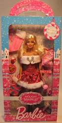 Barbie Holiday Sparkle  Target Exclusive