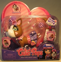 Cutie Pops Pets - S`Mores Jada Toys, Cutie-Pops, Littlest Pet Shop, 2012, cute animals