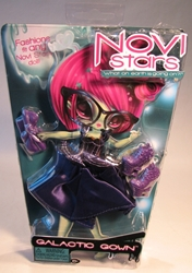 Novi Stars Outfit for 7 inch Doll - Galactic Gown