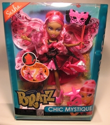 Bratz Chic Mystique Sasha 10 inch doll MGA, Bratz, Dolls, 2012, fashion, toy