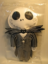 Nightmare Before Christmas 13 inch Curlz Smile Jack VinylPlush NECA, Nightmare Before Christmas, Plush, 2007, halloween, movie
