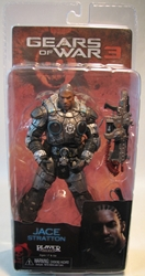 Gears of War 3 NECA 7 inch Jace Stratton NECA, Gears of War, Action Figures, 2012, scifi, video game