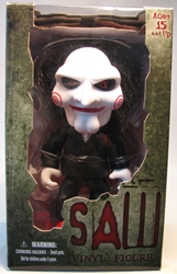 Mezco 6.5 inch Vinyl SAW Puppet Mezco, SAW, Action Figures, 2011, horror, halloween, movie