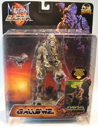 Stan Winston Creatures Mutant Earth Gallowz 8 inch fig