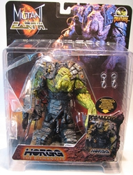 Stan Winston Creatures Mutant Earth Horgg 7 inch fig