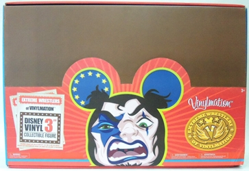 Vinylmation Extreme Wrestlers 3 inch Figs - Tray of 24 blind boxes Disney, Vinylmation, Action Figures, 2012, kidfare, art