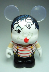 Vinylmation Under The Big Top 3 inch Figure - Mime Disney, Vinylmation, Action Figures, 2012, kidfare, art