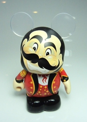 Vinylmation Under The Big Top 3 inch Figure - Ringmaster Disney, Vinylmation, Action Figures, 2012, kidfare, art