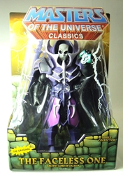 Masters of the Universe Classics - The Faceless One Mattel, Masters of the Universe, Action Figures, 2010, fantasy, cartoon