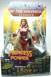 Masters of the Universe Classics - Princess of Power Adora Mattel, Masters of the Universe, Action Figures, 2010, fantasy, cartoon