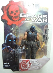 NECA Gears of War 3.75 inch Series 1 Figure - Clayton Carmine NECA, Gears of War, Action Figures, 2013, scifi, video game