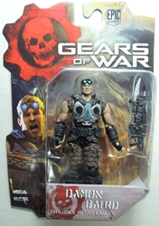 NECA Gears of War 3.75 inch Series 1 Figure - Damon Baird NECA, Gears of War, Action Figures, 2013, scifi, video game
