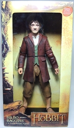 NECA The Hobbit Bilbo Baggins 1/4 Scale Action Figure NECA, The Hobbit, Action Figures, 2013, fantasy, movie