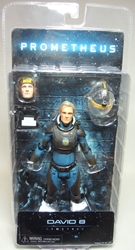 NECA Prometheus 6.75 inch figure - David 8 NECA, Prometheus, Action Figures, 2013, scifi, movie