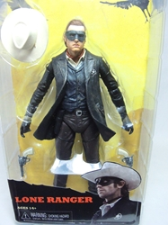 NECA The Lone Ranger 7 inch Figure - Lone Ranger NECA, The Lone Ranger, Action Figures, 2013, western, movie