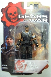 NECA Gears of War 3.75 inch Series 2 Figure - Marcus Fenix NECA, Gears of War, Action Figures, 2013, scifi, video game