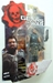NECA Gears of War 3.75 inch Series 2 Figure - Dominic Santiago - 6673-6673CCCUGF