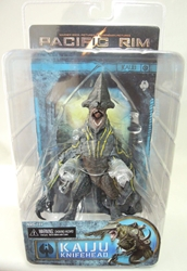 NECA Pacific Rim Figure - Kaiju Knifehead 8 inch NECA, Pacific Rim, Action Figures, 2013, scifi, movie