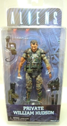 NECA Aliens 7 inch figure - Private William Hudson NECA, Aliens, Action Figures, 2013, scifi, movie