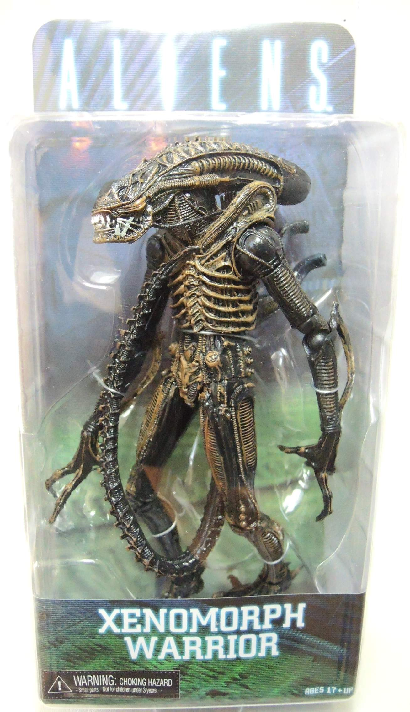 NECA Aliens 8 inch figure - Xenomorph Warrior