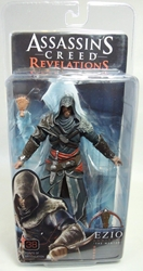 NECA Assassins Creed Revelations - Ezio Auditore The Mentor