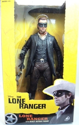 NECA The Lone Ranger 1/4 scale Figure - Lone Ranger NECA, The Lone Ranger, Action Figures, 2013, western, movie