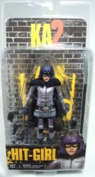 NECA Kick Ass 2 Series 1 Figure - Hit Girl 6.25 inch NECA, Kick-Ass, Action Figures, 2013, action, movie